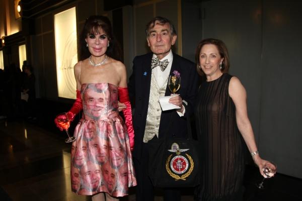 Gail Maidman, Richard Maidman, and Arlene Shuler