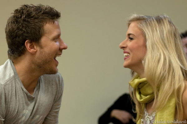 Photo Flash: Stars Rehearse SING FOR MY SISTER: A BENIFIT CONCERT, 5/10