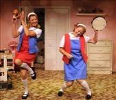 "Linda Klein & Barbara Gehrig in ""Girls Only"""