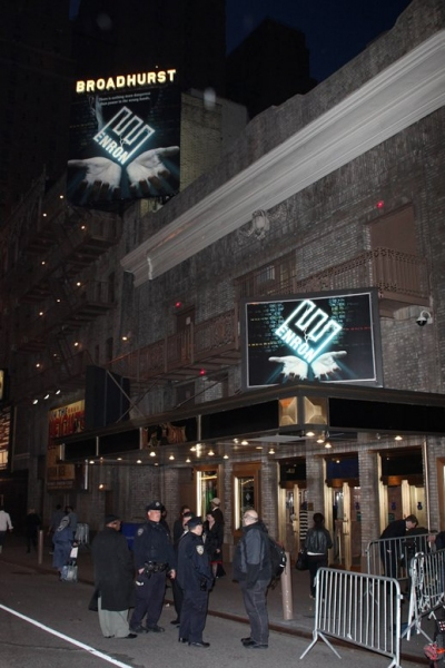 Photo Coverage: ENRON Opening Night Arrivals!