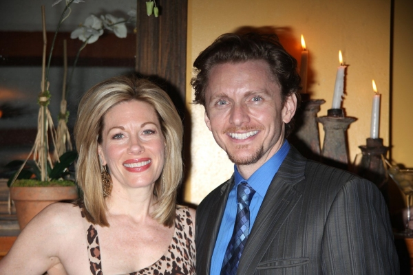 Photo Coverage: ENRON - Opening Night After Party