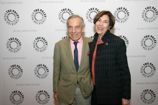 Photo Flash: Joel Grey Event At The Paley Center