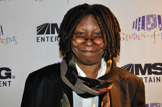 Photo Coverage: Whoopi Goldberg Hosts 'Garden of Dreams' Talent Show