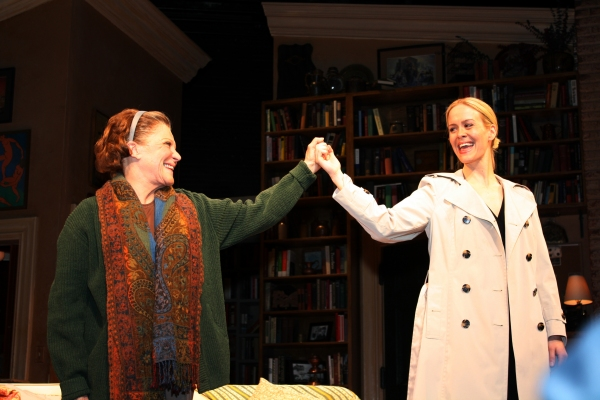 Photo Coverage: COLLECTED STORIES Curtain Call & After Party!