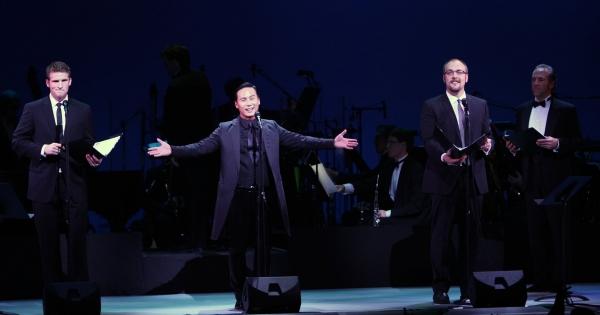 Photo Coverage: New York City Gala - Tribute to SONDHEIM  Part 2