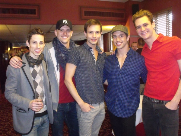 Photo Coverage: CTFD & Shubert Organization Hosts 'Between Show Get Together'