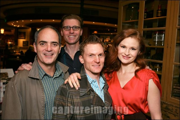 Photo Flash: THE 39 STEPS Opening Night At CTG/Ahmanson Theatre