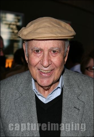 Carl Reiner at THE 39 STEPS Opening Night At CTG/Ahmanson Theatre