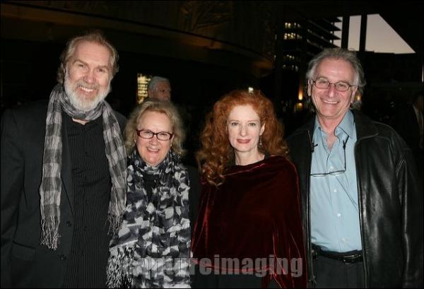 Harry Groener, Dawn Didawick, Lisa Pelikan, Simon Levy