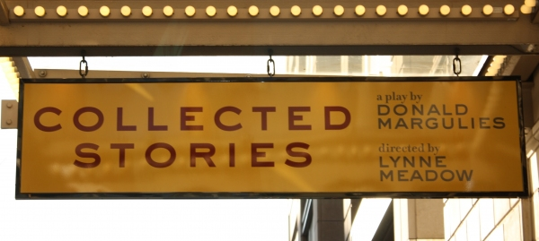 Photo Coverage: COLLECTED STORIES Opening Night Arrivals!
