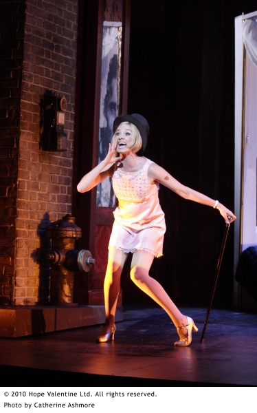 Photo Coverage: SWEET CHARITY With Outhwaite, Gabrielle And Umbers