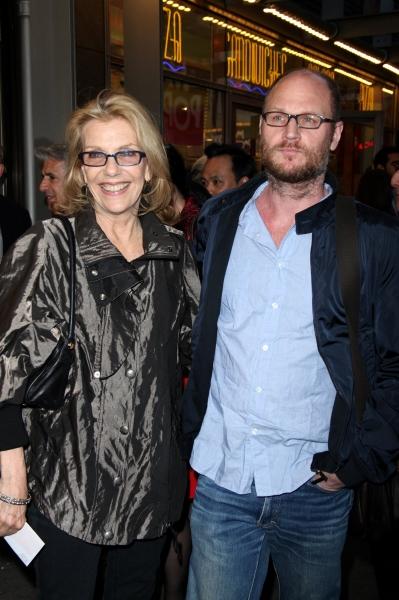 Jill Clayburgh & Augusten Burroughs
