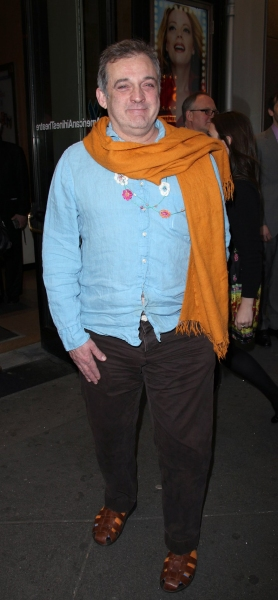 Mark Morris at EVERYDAY RAPTURE Red Carpet