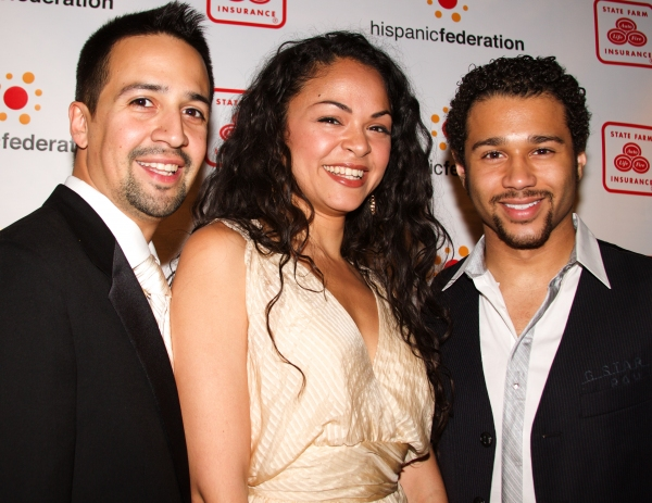 Photo Coverage: Lin-Manuel Miranda Hosts Hispanic Federation Anniversary Gala