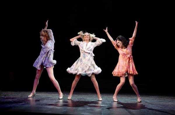 Photo Flash: SWEET CHARITY At Theatre Royal Haymarket