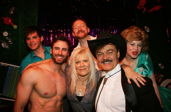 Photo Flash: WHEN JOEY MARRIED BOBBY At The Roy Arias Theatre