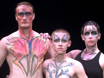 Photo Flash: Firecat Productions' A MIDSUMMER NIGHT'S DREAM