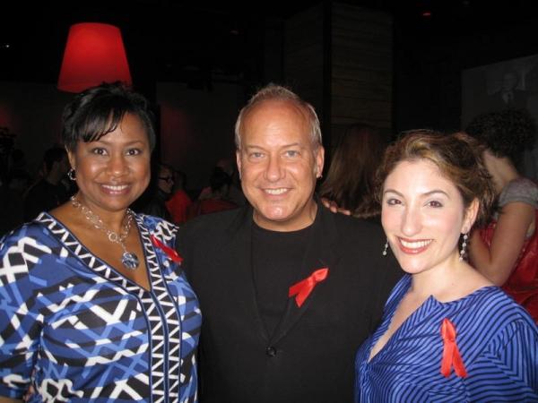 Tammie Ward, David Andrews Rogers, and Deborah Grausman Photo