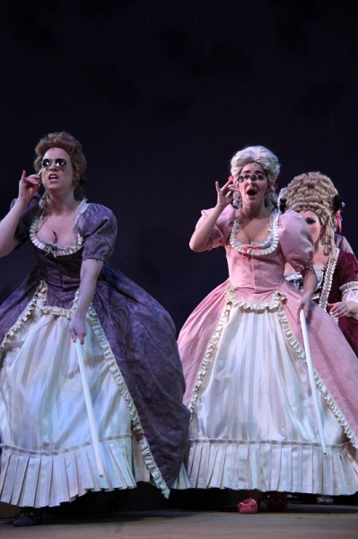 Photo Flash: Emerson College's INTO THE WOODS at the Cutler Majestic