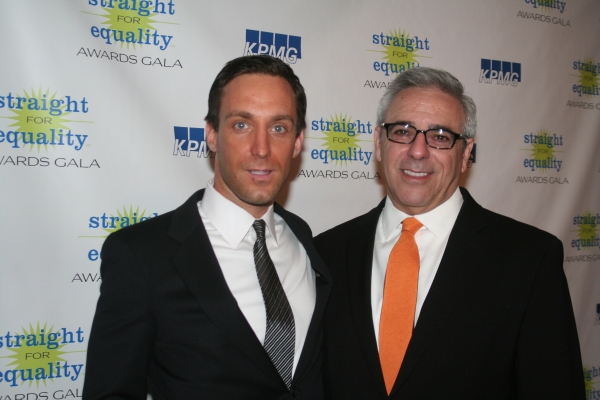 Tim Scofield (CEO Velvet Foundation) and Mitchell Gold (Mitchell Gold 