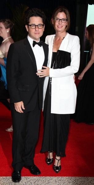 J.J. Abrams & Kate McGrath