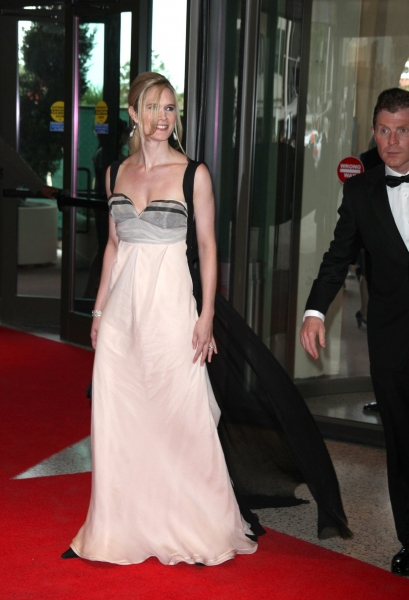 Stephanie March & Bobby Flay at 2010 White House Correspondent's Dinner J-M