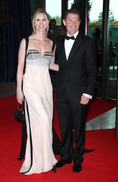 Stephanie March & Bobby Flay
