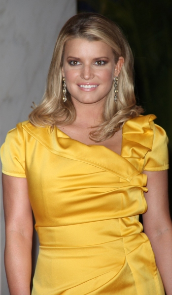 Jessica Simpson at 2010 White House Correspondent's Dinner N - Z