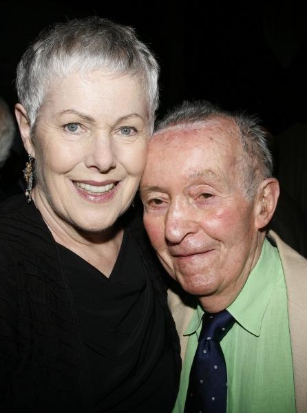 Lynn Redgrave with Theodore Mann