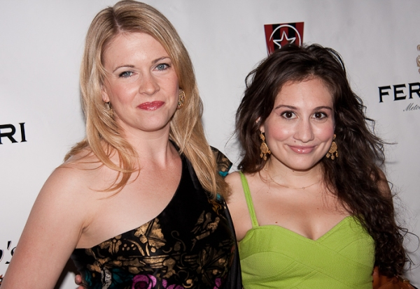 Photo Coverage: 2010 Lucille Lortel Awards Arrivals