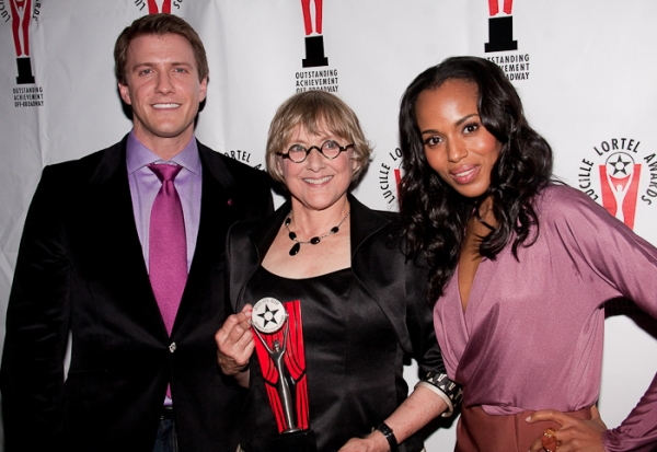 Photo Coverage: Backstage at the 2010 Lortel Awards