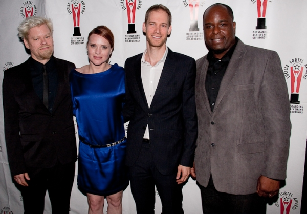 Fitz Patton, Jennifer Laura Thompson, David Korins and J. Bernard Calloway