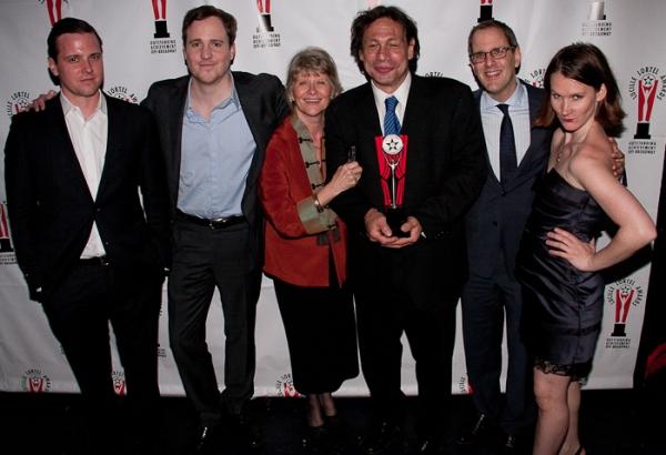 Michael Mosley, Patch Darragh, Judith Ivey, Gordon Edelstein, Harold Wolpert and Keir Photo