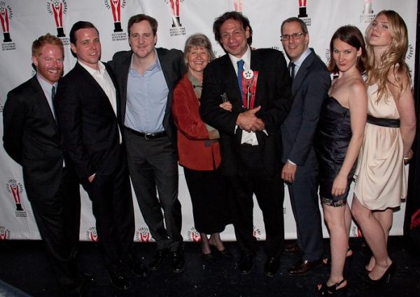 Jesse Tyler Ferguson, Michael Mosley, Patch Darragh, Judith Ivey, Gordon Edelstein, H Photo