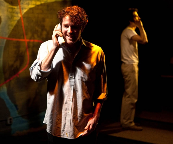 Photo Flash: At Hand Theatre Co's LETTERS TO THE END OF THE WORLD