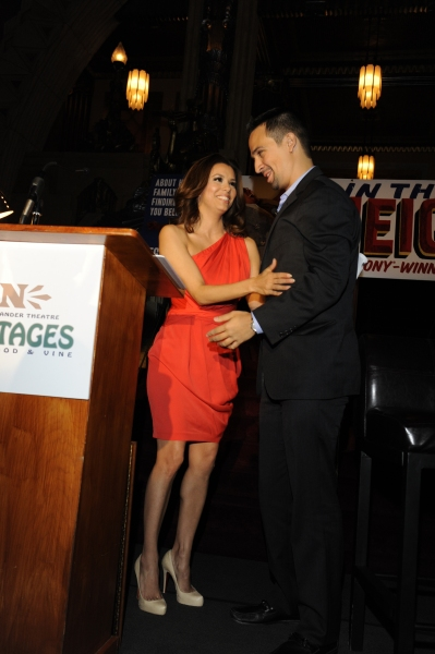 Photo Flash: Miranda, Longoria Parker and Others UNITE FOR IN THE HEIGHTS