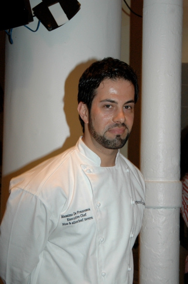 Photo Coverage: Kulish, Alvarez, & Kowalik Reunite for BILLY ELLIOT Celebrity Cook-Off