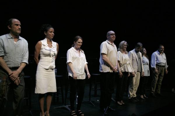 Elias Koteas, Gloria Reuben, JuliAnne Moore, Alfred Molina, Meryl Streep, Viggo Mortensen, Debra Winger and Paul Sorvino