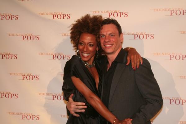 Karine Plantadit and Keith Roberts