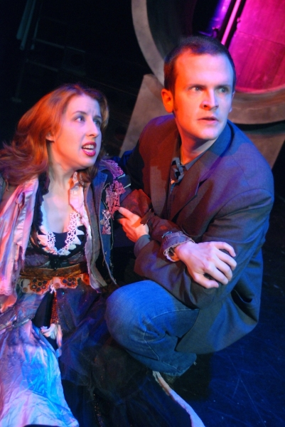 Katie McLean and Robert Kauzlaric