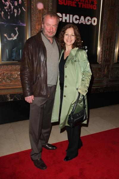 Elya Baskin and Wife