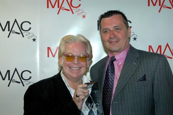 Ricky Ritzel and Jim Lazar
