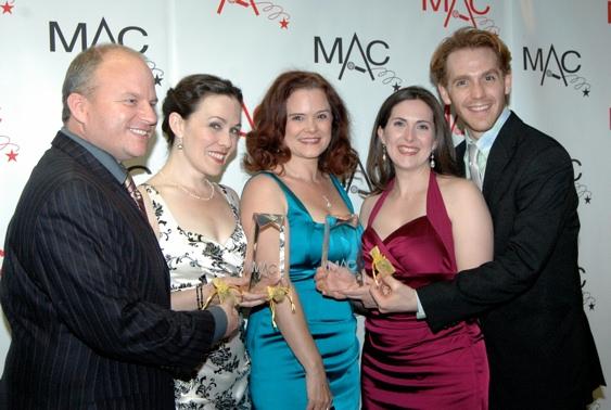 Marquee Five-Adam West Hemming, Vanessa Parvin, Julie Reyburn, Sierra Rein and Mick B Photo