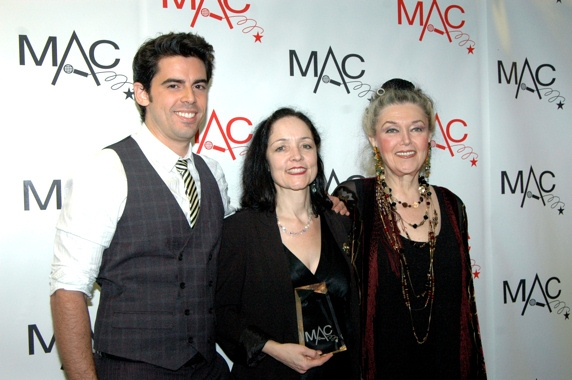 Tony Desare, Mary Foster Conklin and Baby Jane Dexter