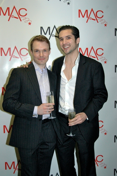 Photo Coverage: Backstage at the MAC Awards