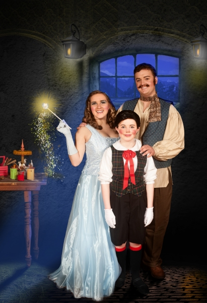 Photo Flash: GEPPETTO & SON Plays The Carol Autorino Center for Arts and Humanities