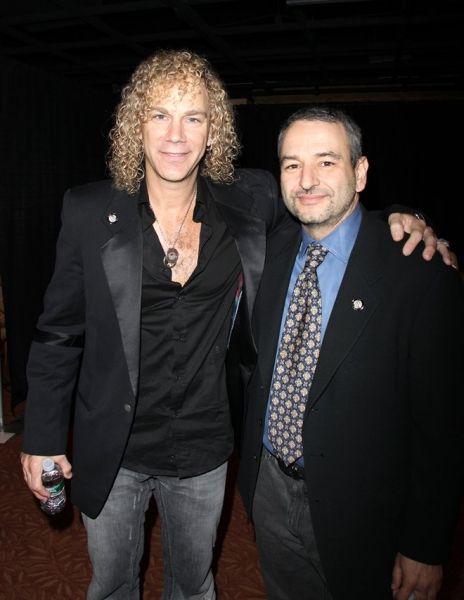 David Bryan and Joe DiPietro