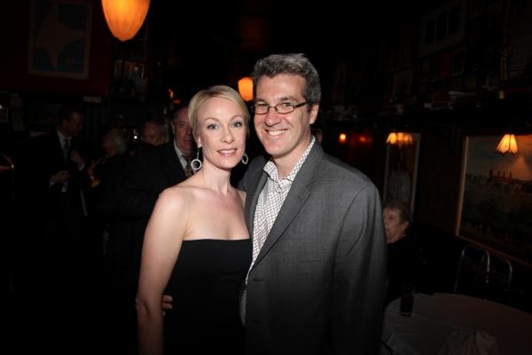 Kim Craven and Tom D'Ambrosio