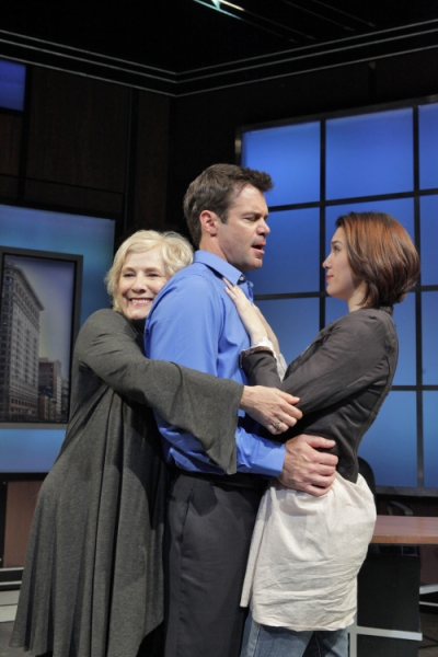 Betty Buckley, Tuc Watkins & Cristy Carlson Romano