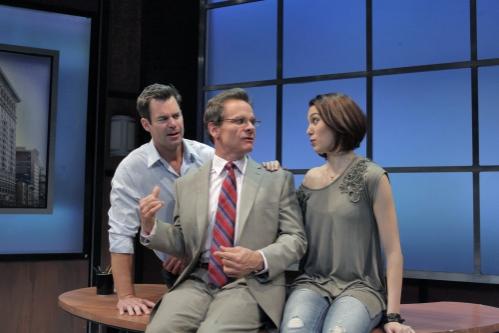 Tuc Watkins, Peter Scolari, Christy Carlson Romano